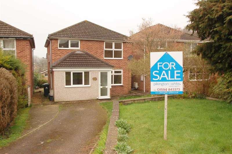 3 Bedrooms Detached House for sale in ASH CLOSE, LYDNEY