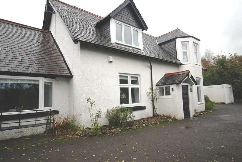 4 Bedrooms Detached House for rent in Ardrossan Road, Seamill, West Kilbride
