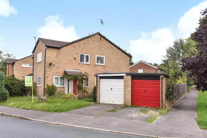 1 Bedroom End Of Terrace House for sale in Harvard Road, Owlsmoor, Sandhurst, Berkshire, GU47