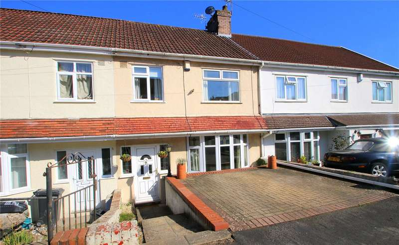 3 Bedrooms Terraced House for sale in Brooklyn Road Bedminster Down BRISTOL BS13
