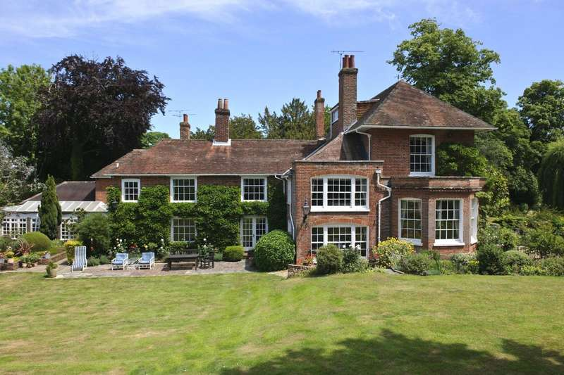 9 Bedrooms Detached House for sale in Greatbridge Road, Romsey, Hampshire, SO51