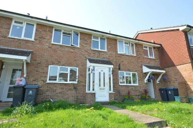 3 Bedrooms Terraced House for sale in Wolsey Way, Chessington