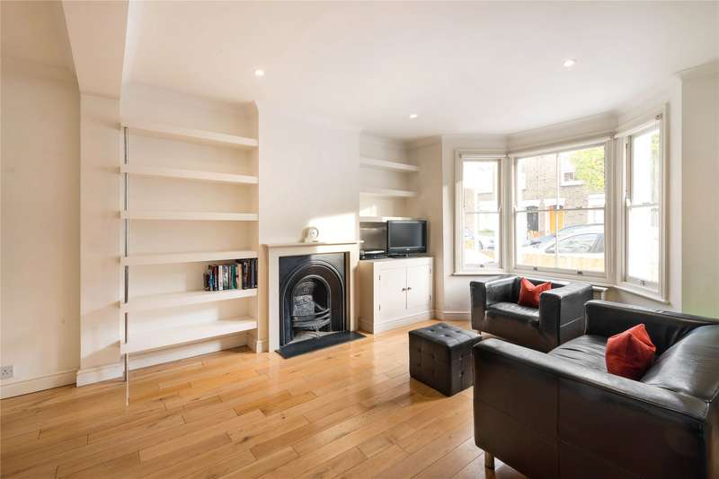 2 Bedrooms Terraced House for sale in Knowsley Road, Battersea, London, SW11