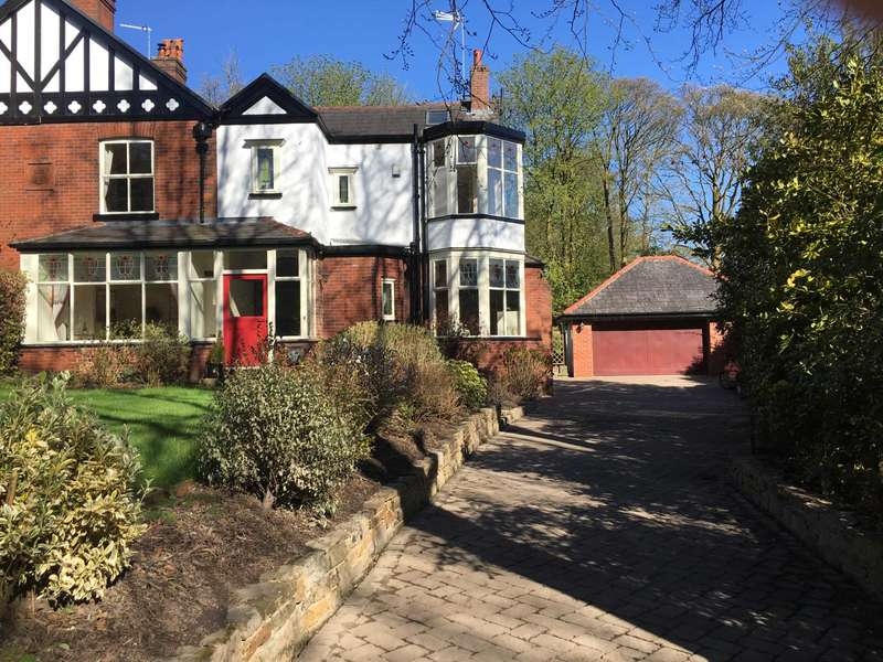 5 Bedrooms Semi Detached House for sale in Princess Road, Lostock