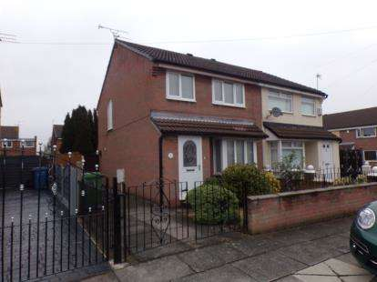 3 Bedrooms Semi Detached House for sale in Tweed Close, Liverpool, Merseyside, L6