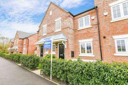 3 Bedrooms Terraced House for sale in Biggleswade Drive, Sandymoor, Runcorn, Cheshire, WA7