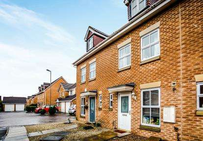 3 Bedrooms Terraced House for sale in Twill Close, Alverthorpe, Wakefield, West Yorkshire