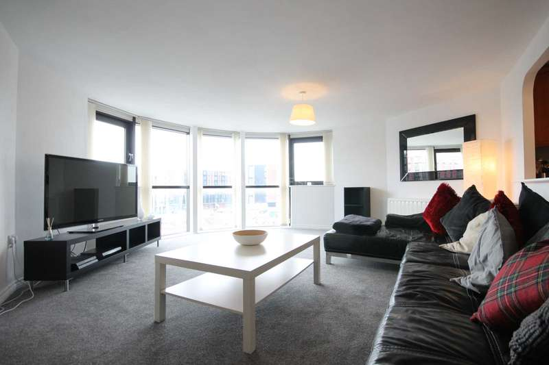 3 Bedrooms Apartment Flat for sale in Fusion, 18 Middlewood Street, Salford
