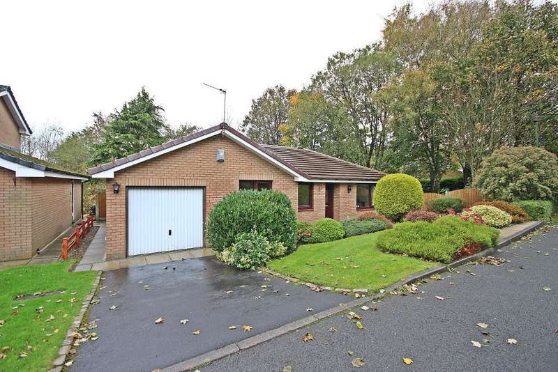 3 Bedrooms Detached Bungalow for sale in Woodside Close, Huncoat, Accrington, Lancashire, BB5 6NZ