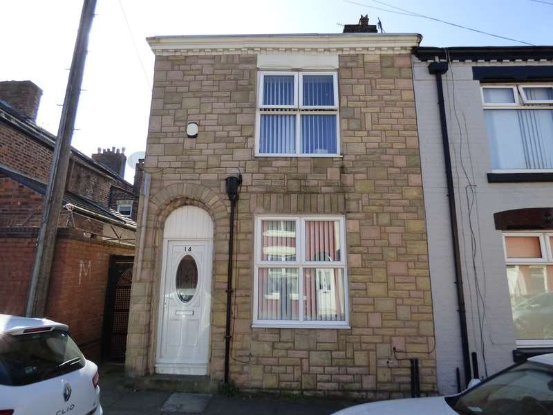 2 Bedrooms Terraced House for sale in Beeston Street, Liverpool, Merseyside, L4