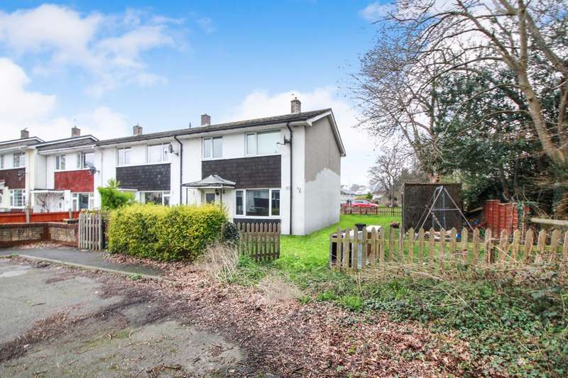 3 Bedrooms End Of Terrace House for sale in Dan-Y-Bryn, Gilwern, Abergavenny, NP7