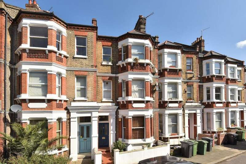 2 Bedrooms Flat for sale in Crewdson Road, Oval