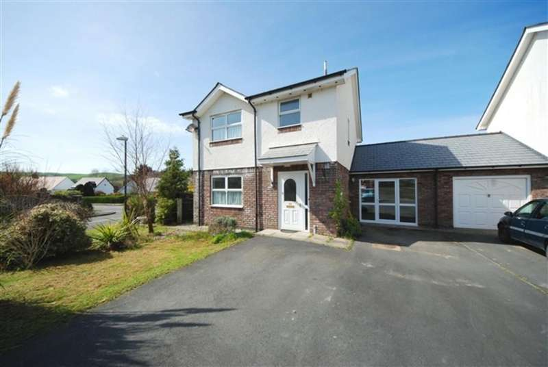 4 Bedrooms Link Detached House for sale in Rhydyfelin Aberystywth