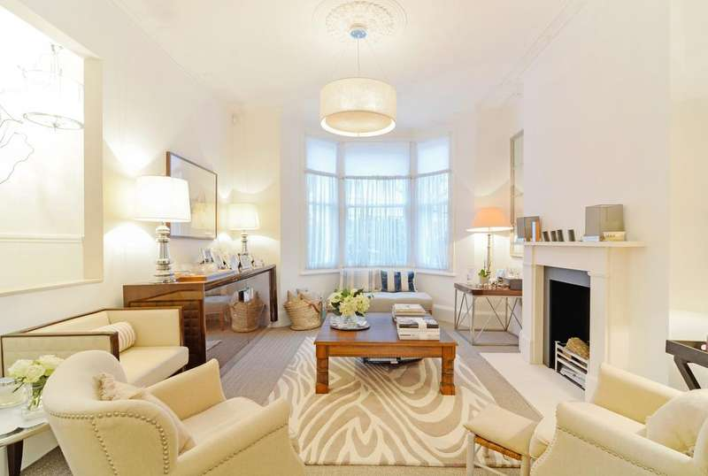 6 Bedrooms Terraced House for sale in London SW6
