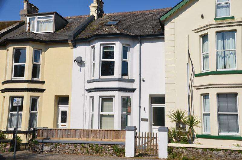 4 Bedrooms Terraced House for sale in GREENSWOOD ROAD BRIXHAM
