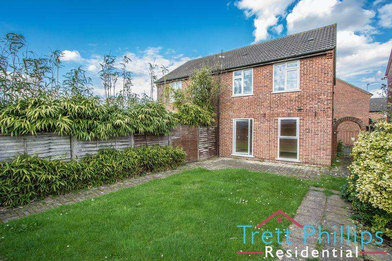 3 Bedrooms Semi Detached House for sale in Calthorpe Close, Stalham