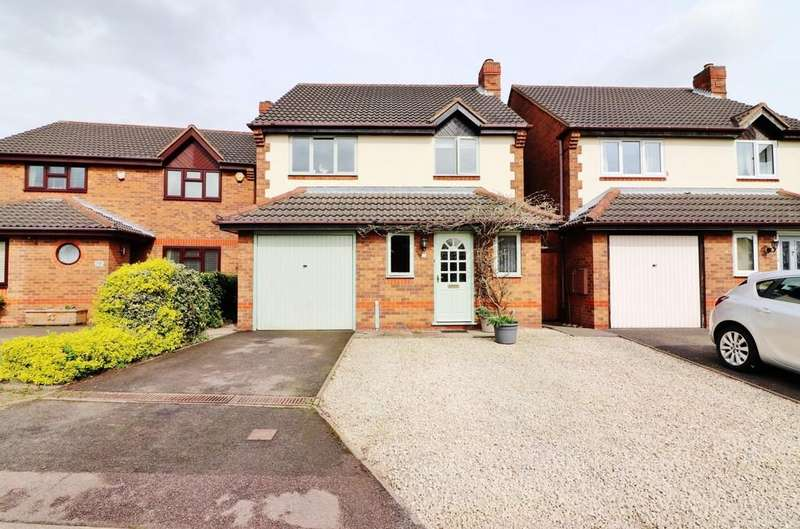 3 Bedrooms Detached House for sale in Lindisfarne, Abbotsgate