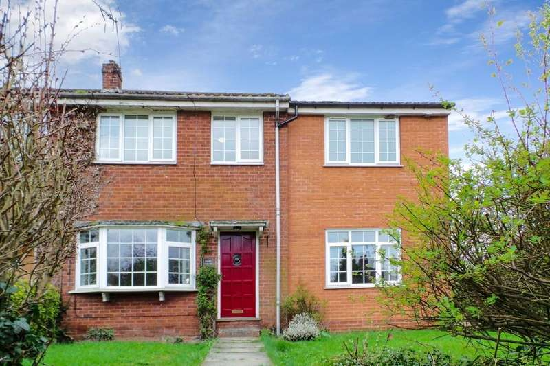 5 Bedrooms End Of Terrace House for sale in Dalby House, Main Street, Wighill, LS24 8BQ