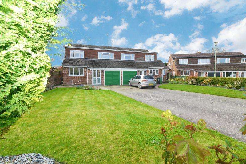 3 Bedrooms Semi Detached House for sale in Brookside, Cholsey