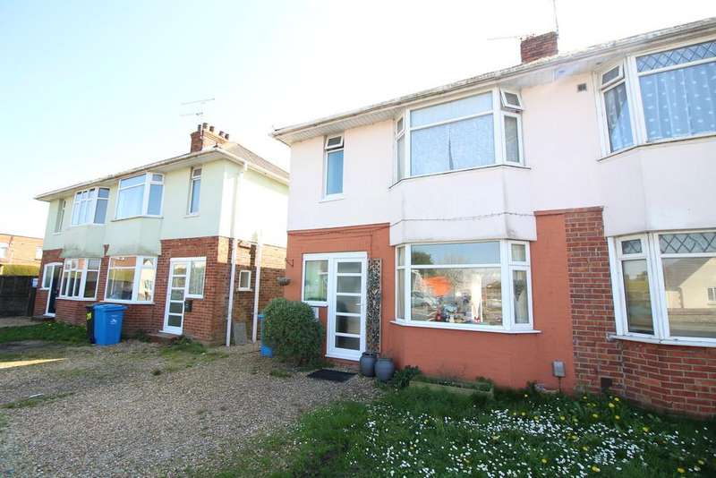 3 Bedrooms Semi Detached House for sale in Blandford Road, Hamworthy