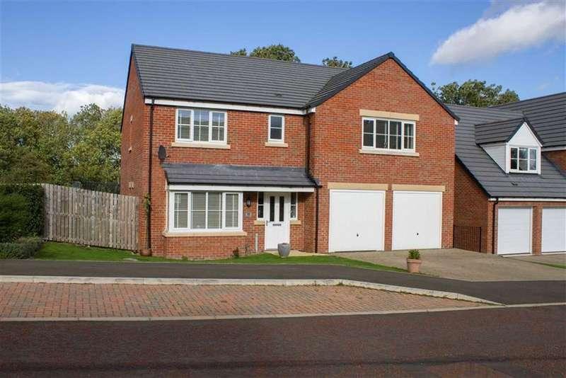 5 Bedrooms Detached House for sale in Magdalene Court, Wooler, Northumberland, NE71