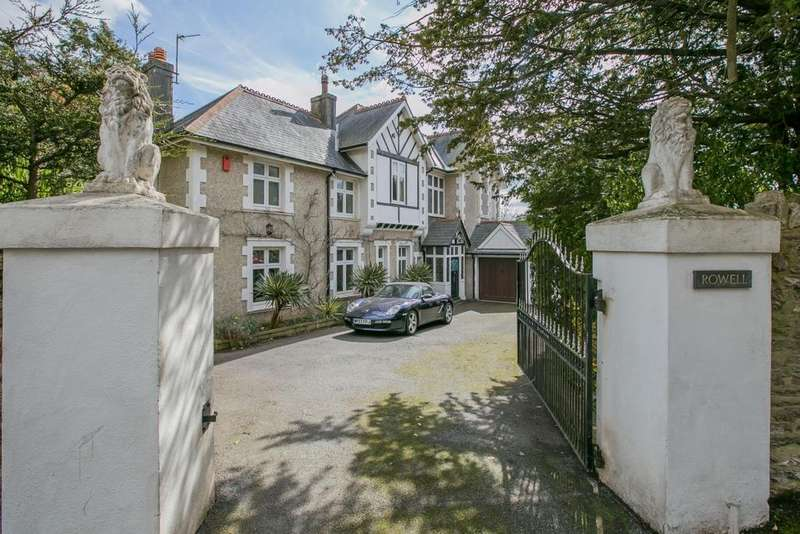 5 Bedrooms Detached House for sale in Hunsdon Road, Torquay, TQ1
