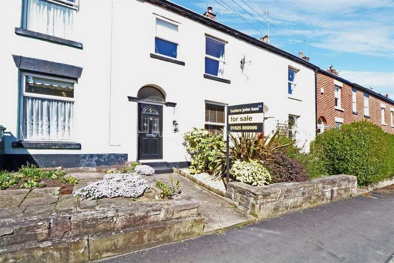 3 Bedrooms Terraced House for sale in Great King Street, Macclesfield
