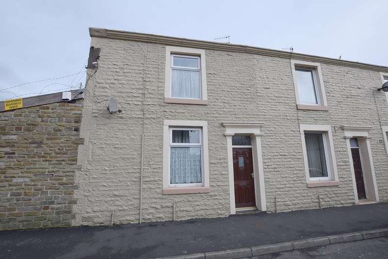 2 Bedrooms Block Of Apartments Flat for sale in Brennand Street, Burnley BB10 1SU