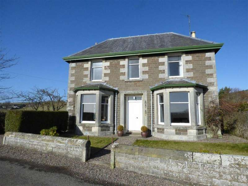 4 Bedrooms Detached House for sale in Monimail Road, Letham, Fife