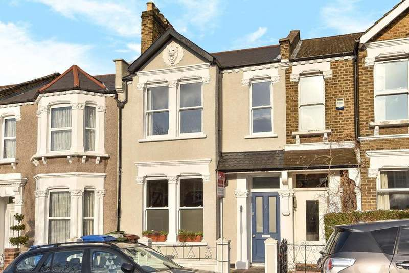 3 Bedrooms Terraced House for sale in Hawkslade Road, Nunhead
