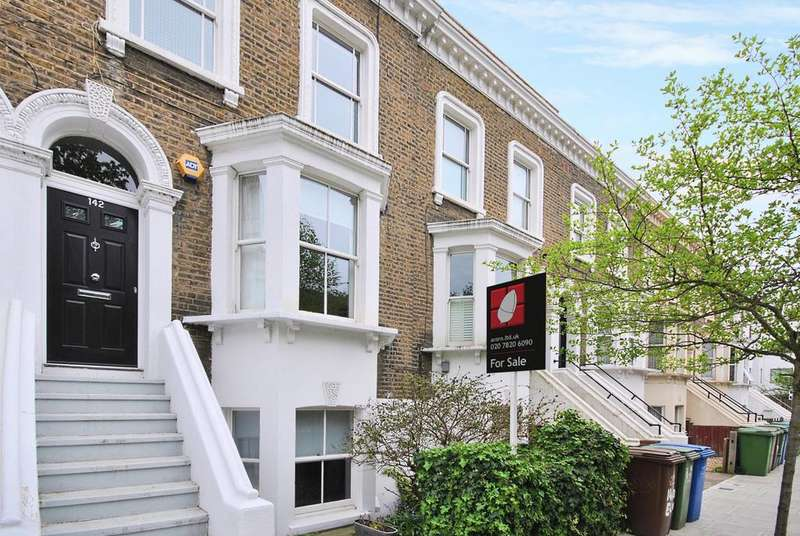 4 Bedrooms Terraced House for sale in Elmington Road Camberwell SE5