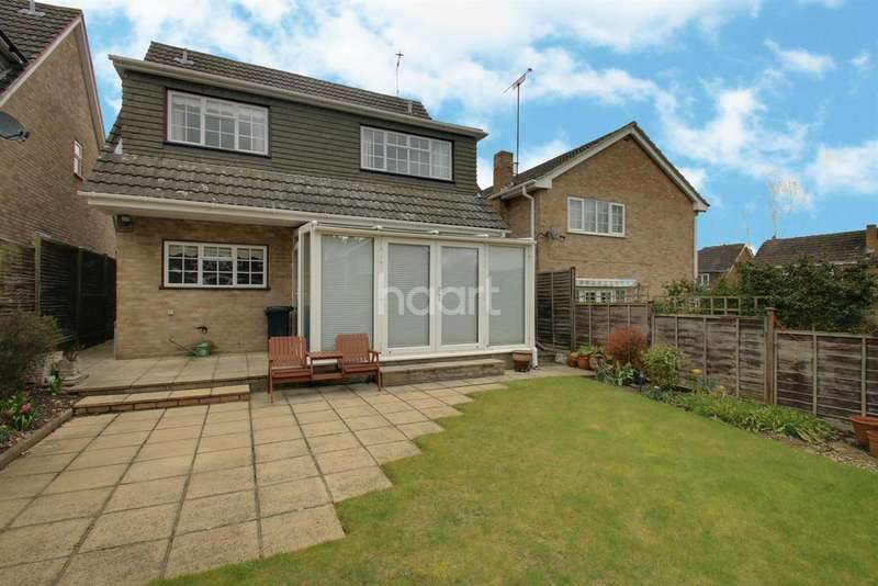 4 Bedrooms Detached House for sale in Petersfield, Chelmsford