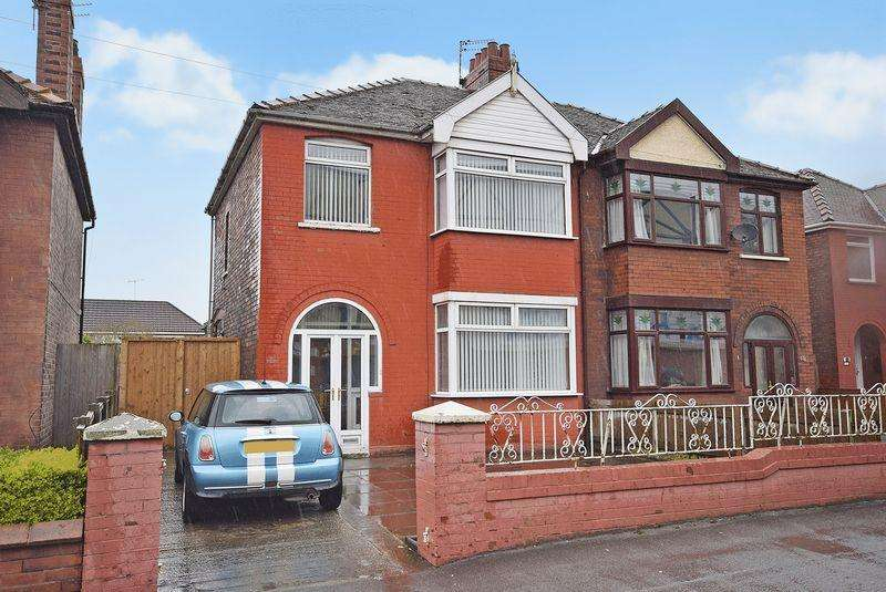 3 Bedrooms Semi Detached House for sale in Lower House Lane, Widnes