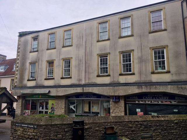 2 Bedrooms Flat for rent in Church Lane, Shepton Mallet
