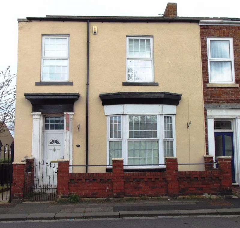 3 Bedrooms Terraced House for sale in Southburn Terrace, Hartlepool