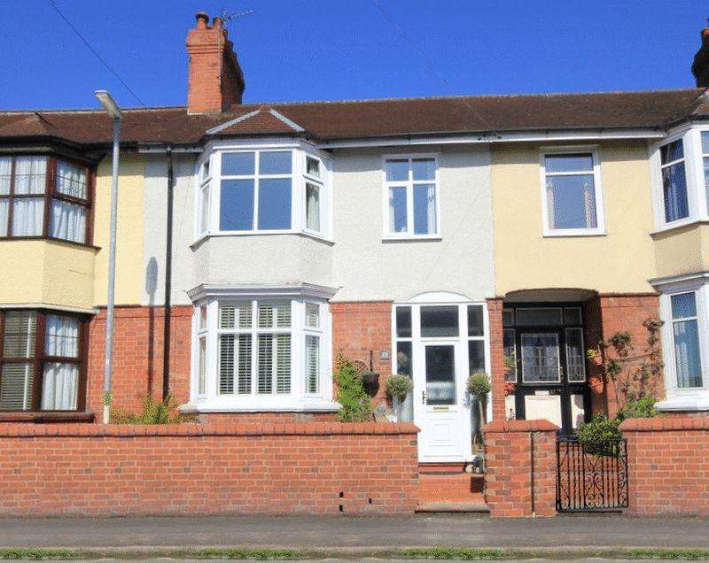 3 Bedrooms Terraced House for sale in Meaford Avenue, Stone