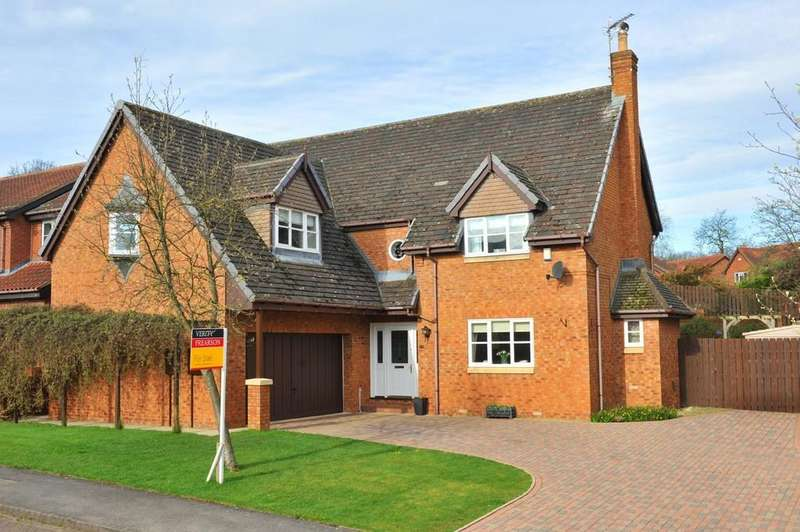 5 Bedrooms Detached House for sale in Abbey Mill Gardens, Knaresborough