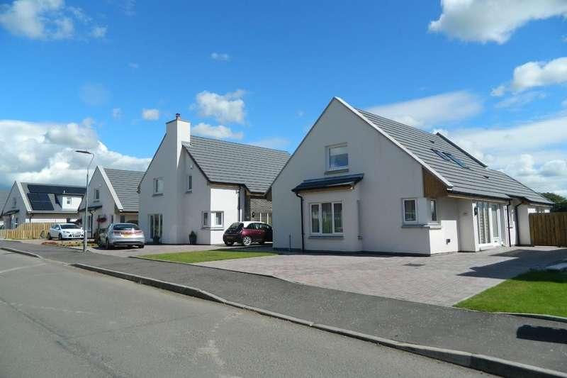 4 Bedrooms Detached House for sale in Swansea Lane, Carluke, ML8