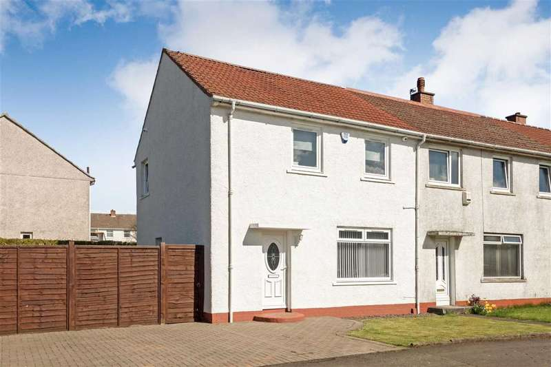 2 Bedrooms End Of Terrace House for sale in Calgary Park, EAST KILBRIDE