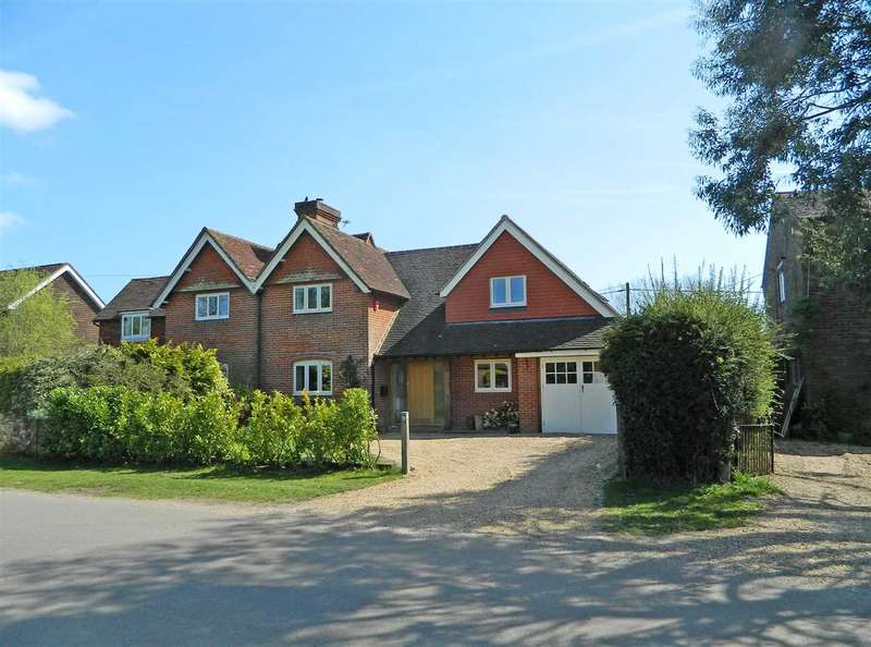 4 Bedrooms Semi Detached House for sale in The Street, Stedham, Midhurst