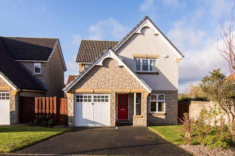 3 Bedrooms Property for sale in 228 The Murrays, Liberton, Edinburgh, EH17 8US