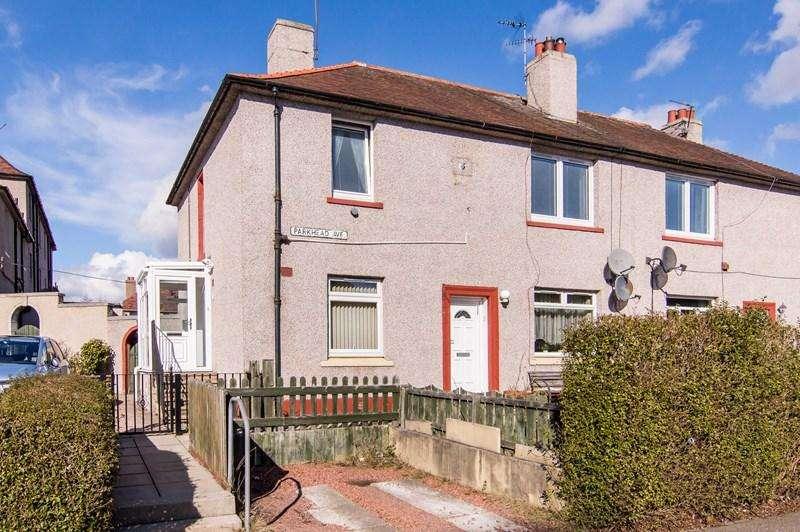 2 Bedrooms Property for sale in 112 Parkhead Avenue, Parkhead, Edinburgh, EH11 4RJ