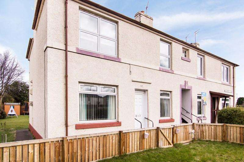 2 Bedrooms Property for sale in 60b Stenhouse Avenue, Stenhouse, Edinburgh, EH11 3DF