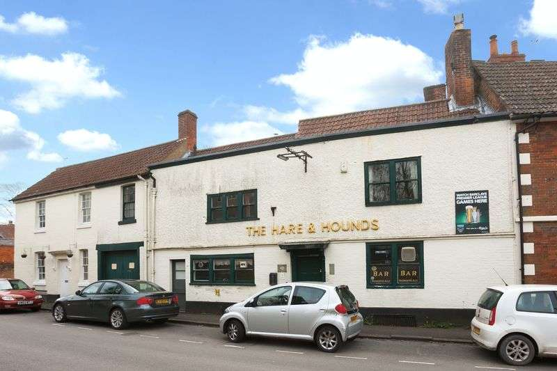 Property for sale in Hare & Hounds Street, Devizes