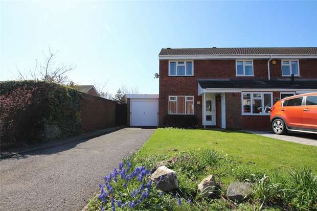 2 Bedrooms Semi Detached House for sale in Burton Old Road East, Lichfield, Staffordshire