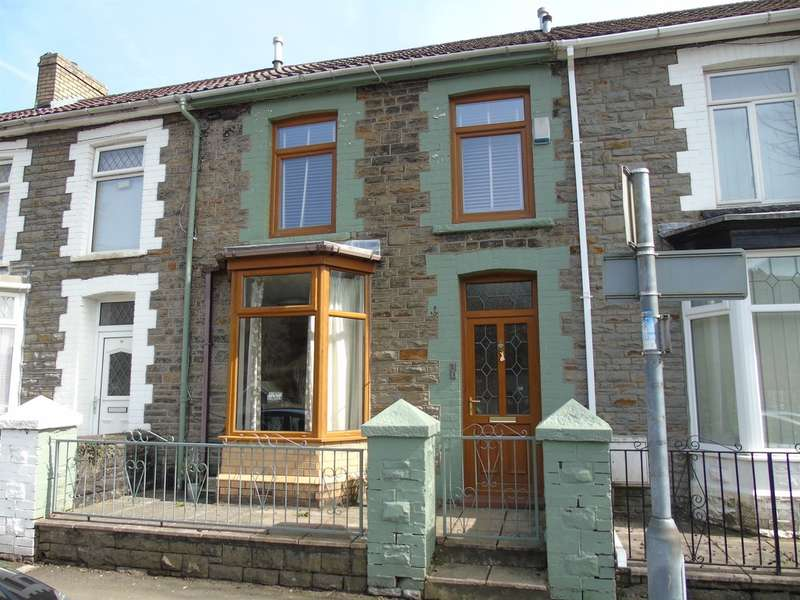 2 Bedrooms Terraced House for sale in The Parade, Pontypridd