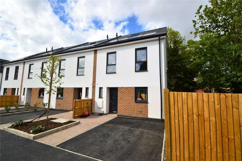 4 Bedrooms End Of Terrace House for sale in River View Mews, Wandle Mill, Beddington