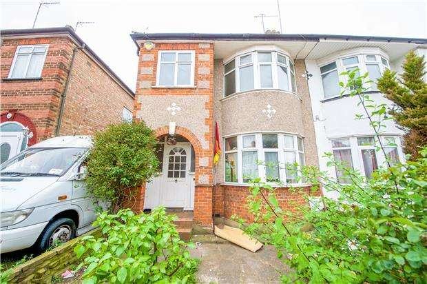 3 Bedrooms Semi Detached House for sale in St. Georges Avenue, KINGSBURY, NW9 0JU