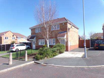 3 Bedrooms Semi Detached House for sale in Gemini Drive, Liverpool, Merseyside, England, L14