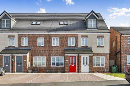 3 Bedrooms Terraced House for sale in Corning Road, Sunderland, Tyne and Wear, SR4